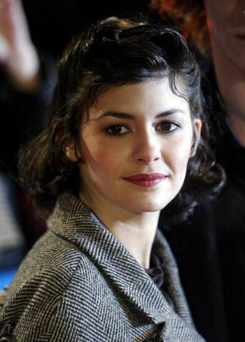 Одри Тоту / Audrey Tautou. Фото: ROLAND MAGUNIA/AFP/Getty Images