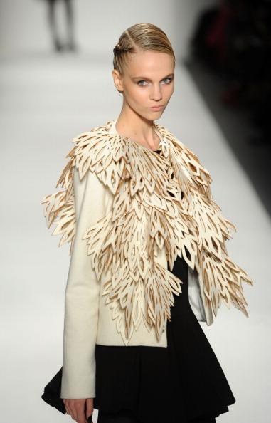 Показ коллекции Ирины Шабаевой на Неделя моды в Нью-Йорке (2). Фото: Frazer Harrison/Getty Images for Mercedes-Benz