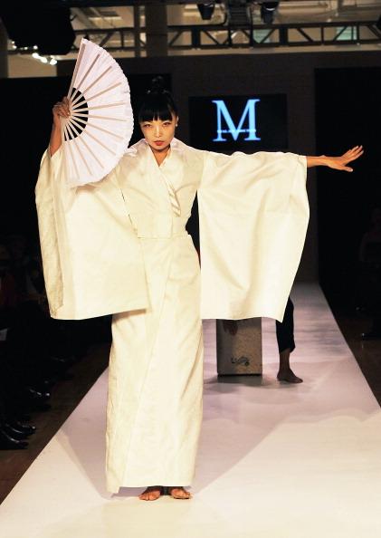 Американский дизайнер Malan Breton на Mercedes-Benz Fashion Week. Фото: Slaven Vlasic/Getty Images