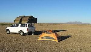 Автопробег по Намибии. Фото: Семен Павлюк