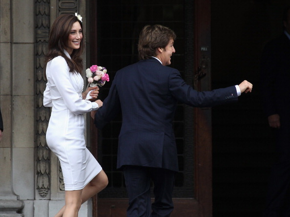 Один из основателей группы «Биттлз» сэр Пол Маккартни женился в третий раз на бизнес-леди Нэнси Шевелл. Фото: LEON NEAL/Getty Images