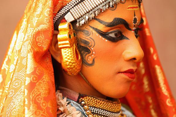 Традиционная одежда. Фото: Cameron Spencer/Getty Images