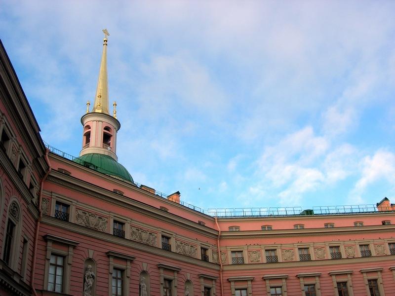 Інженерний замок. Фото: Алла Лавриненко/The Epoch Times Україна