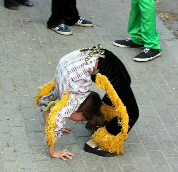10 червня в Києві феєричним парадом і вуличними виставами стартував 5-й Київський фестиваль вогню. Фото: Євген Довбуш / The Epoch Times Україна
