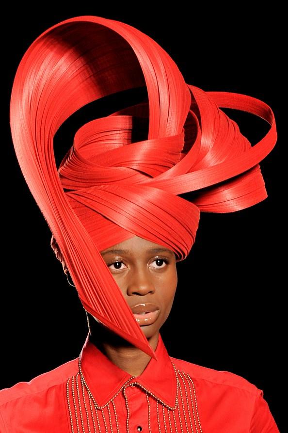 Лондонская неделя моды (London Fashion Week). Фото: Gareth Cattermole/Getty Images