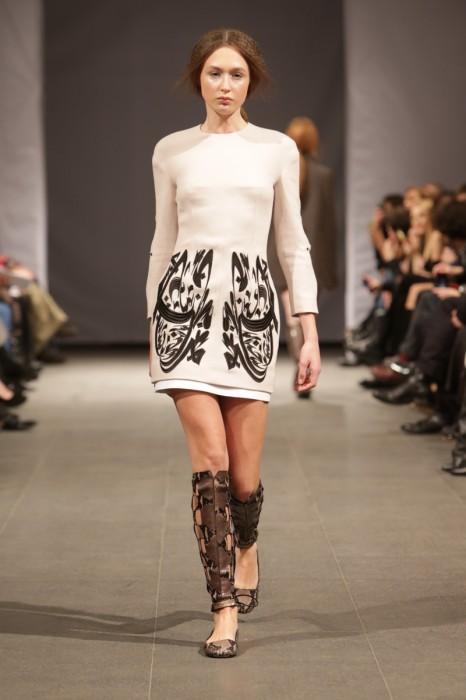 Моделі Маріос Шваб. Фото: Кирило Хайлов/fashionweek.kiev.ua