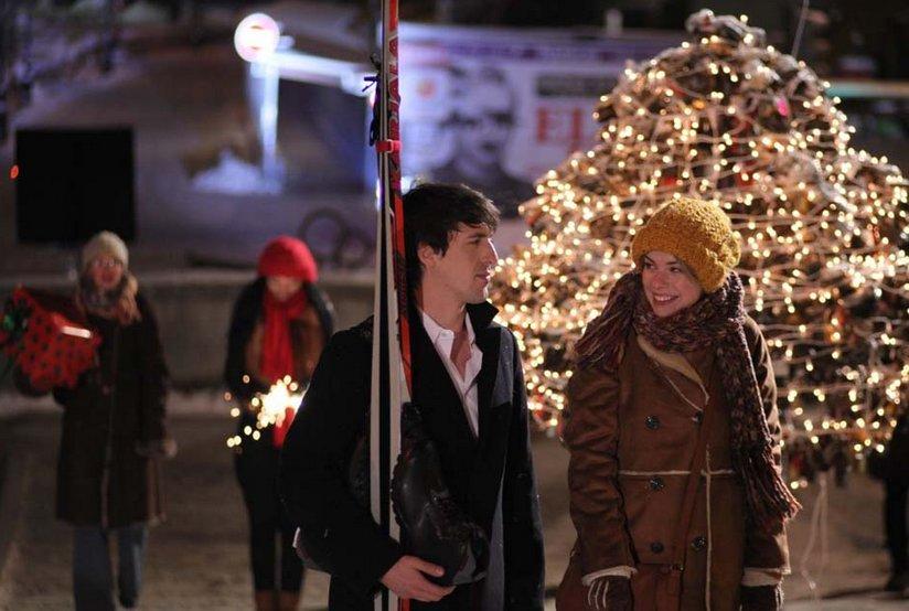 Кадр з фільму Мій хлопець - ангел