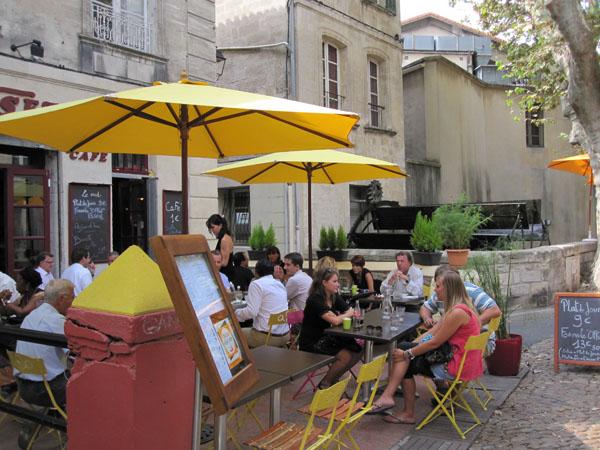 Рю Тантюрье, Avignon, FRANCE. Фото: Ирина Лаврентьева/Великая Эпоха