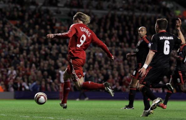 Ліверпуль - Бенфіка фото:John Cocks, Alex Livesey /Getty Images Sport