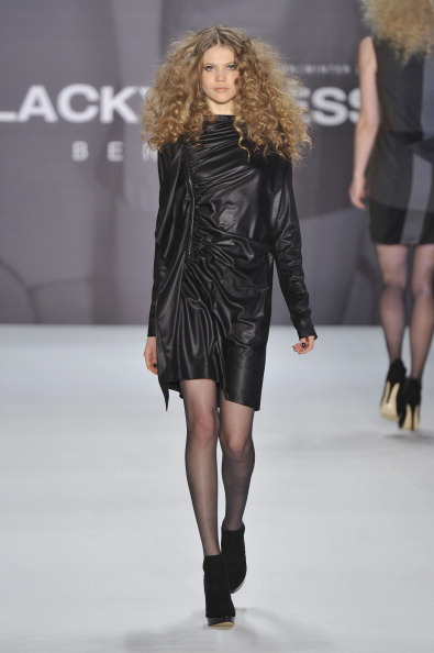 Показ колекції Blacky Dress на Тижні моди Mercedes Benz у Берліні. Фото Gareth Cattermole / Getty Images