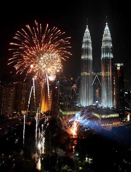 Куала-Лумпур, Малайзия. Фото: SAEED KHAN/AFP/Getty Images)