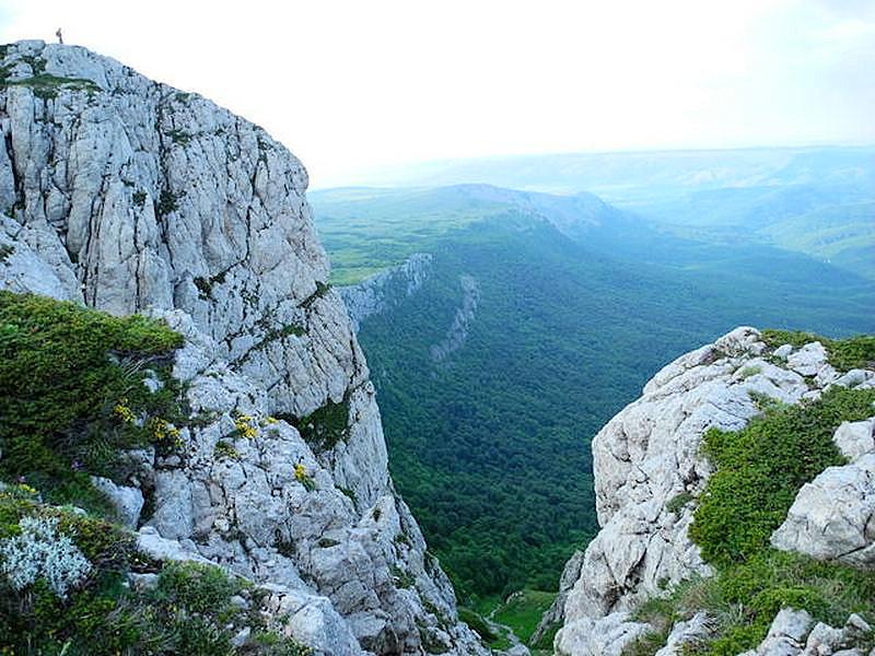 Гора Чатыр-Даг, Крым. Фото: Алла Лавриненко/Великая Эпоха