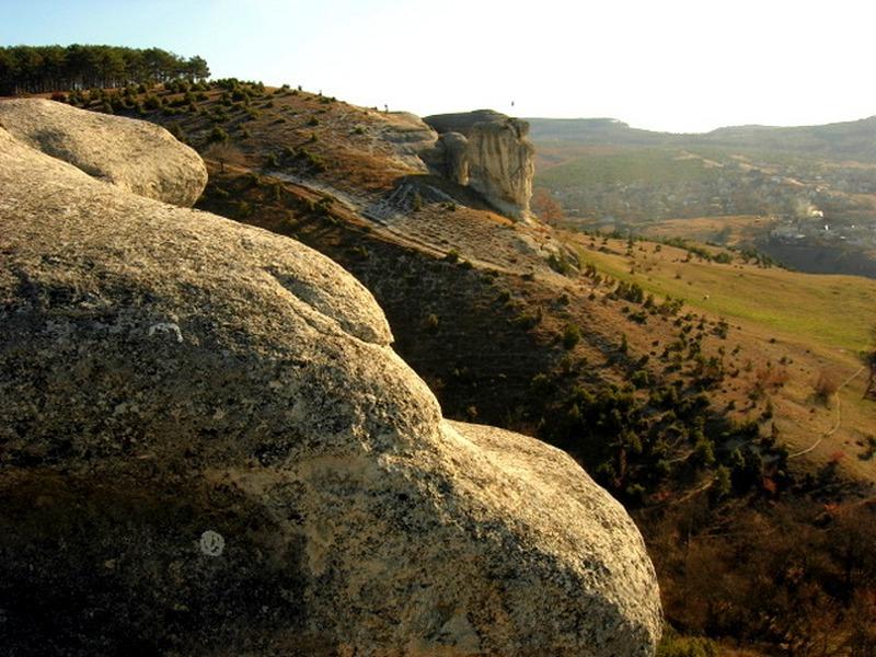 Достопримечательности Бахчисарая: сфинксы. Фото: Алла Лавриненко/Великая Эпоха