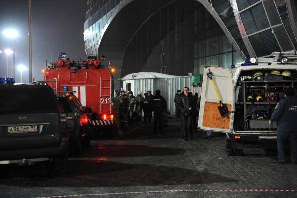 Дмитрий Медведев: За теракт в Домодедово ответят администрация и милиция. Как сообщили СМИ, в результате теракта погибло 35 человек, 110 человек госпитализировано. Фото: Epsilon/Getty Images