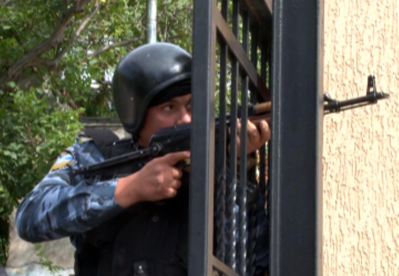 Ліквідовано два злочинця, що вбили двох міліціонерів на Одещині. Фото: odessa.umvd.gov.ua