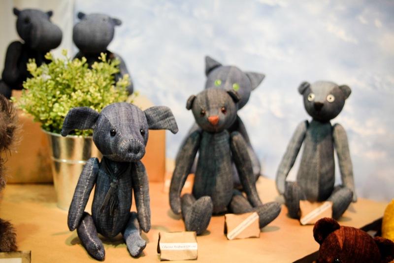 У Києві почала роботу виставка ляльок та рукоділля. Фото: Велика Епоха