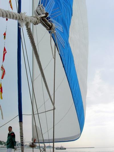 Международная парусная регата «Морской корпус – Города-Герои 2011». Фото: Алла Лавриненко/The Epoch Times Украина