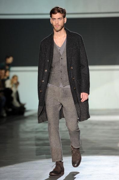 Мужская коллекция 2011 на Неделе моды в Милане (2). Фото Tullio M. Puglia/Getty Images