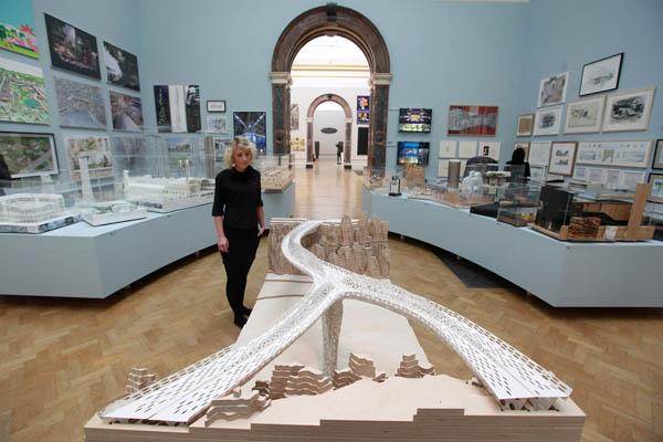 Літня Виставка Королівської Академії Мистецтв. Фото: Oli Scarff/Getty Images