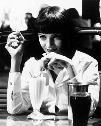 Мия Уоллес - судьбоносная роль Умы Турман. Фото: imdb.com
