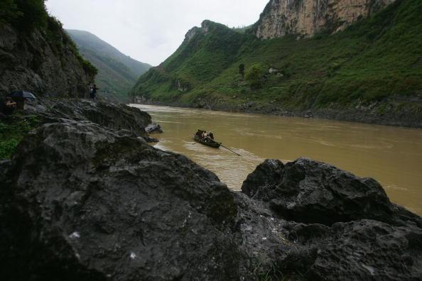 Рыбачья лодка. Фото: China Photos/Getty Images