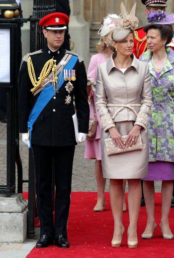 Принц Эдвард, граф Уэссекса и его жена Софи. Фото: Chris Jackson/Getty Images