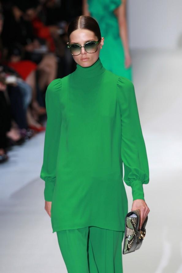 Gucci на Міланському тижні моди. Фото: Vittorio Zunino Celotto/Getty Images