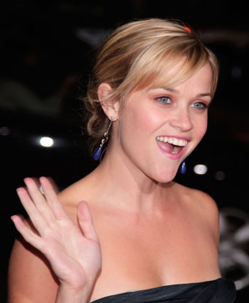 Актриса  Риз Уизерспун (Reese Witherspoon) посетила премьеру фильма в Лос-Анджелесе Фото:  Kevin Winter/Getty Images