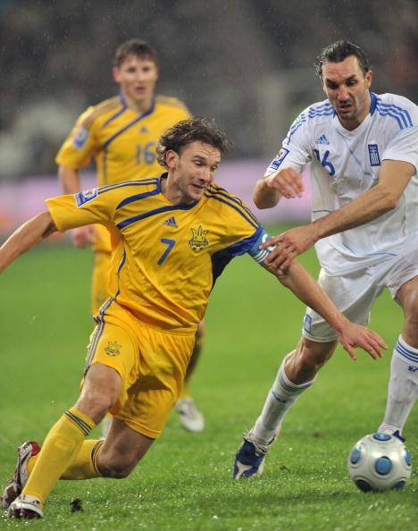 УКРАЇНА - ГРЕЦІЯ фото:SERGEI SUPINSKY /Getty Images Sport