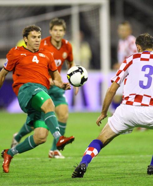Хорватия - Беларуся фото:HRVOJE POLAN,STRINGER /Getty Images Sport