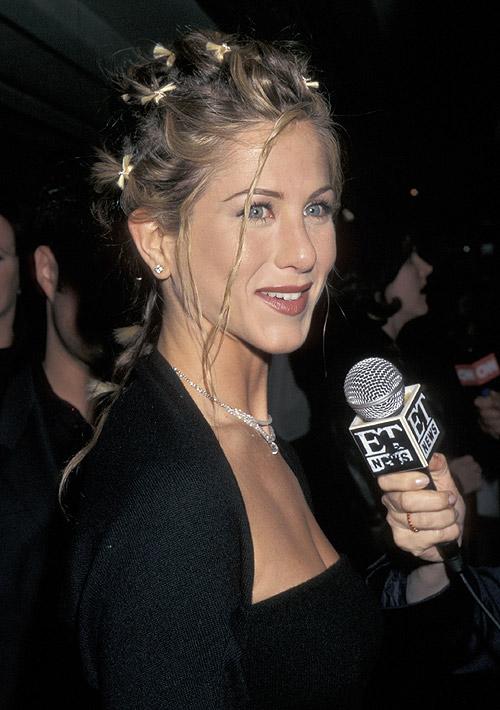 На прем'єрі фільму «Об'єкт мого захоплення», 15 квітня 1998 року. Фото: Ron Galella, Ltd./WireImage