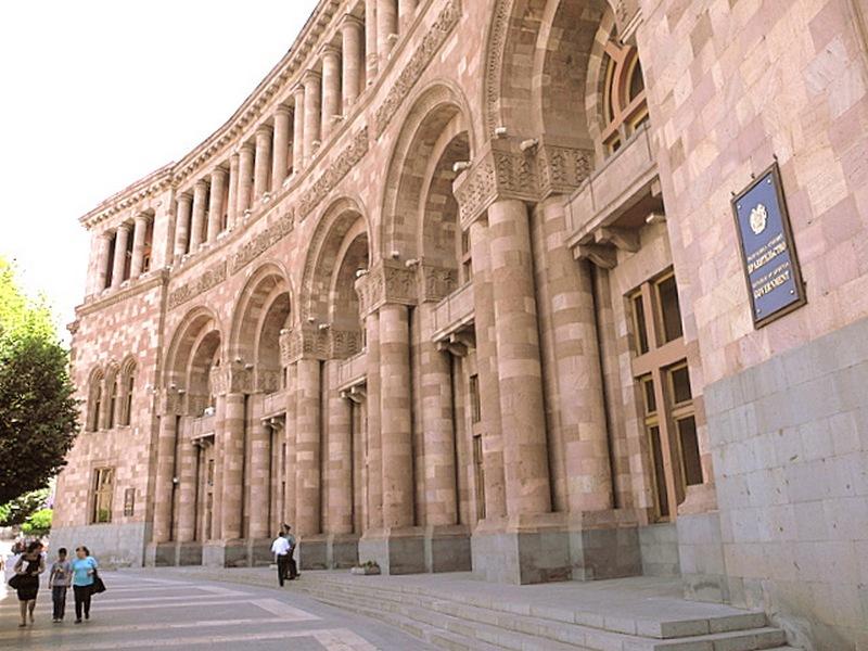 Будівлі на площі Республіки. Фото: Лавриненко/Велика Епоха