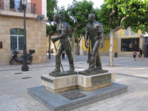 Логрогно, Іспанія (ісп. Logrogno). Фото: Ірина Лаврентьєва / The Epoch Times