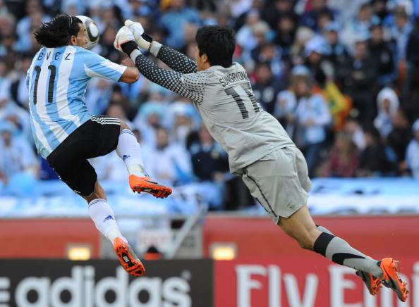 Аргентина - Південна Корея Cameron Spencer, Clive Mason /Getty Images Sport
