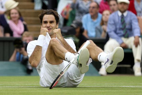 Роджер Федерер - Енді Маррей Фото: Paul Gilham, Dan Kitwood /Getty Images Sport