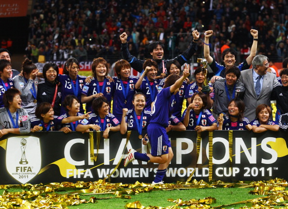 Япония — США Фото: Christof Koepsel, Friedemann Vogel, Joern Pollex /Getty Images Sport