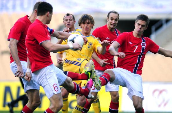 Норвегія - Україна Фото: Getty Images Sport