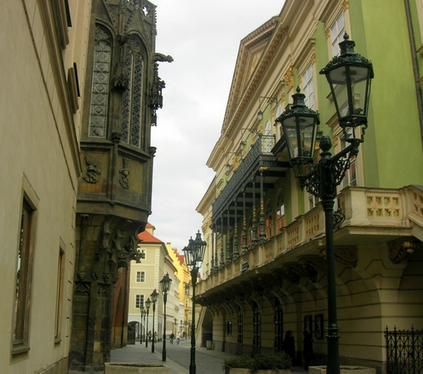 Старинные улочки Праги. Фото: Алла Лавриненко/The Epoch Times Украина