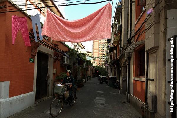 Шанхай. Китайська Народна Республіка. Фото з aboluowang.com