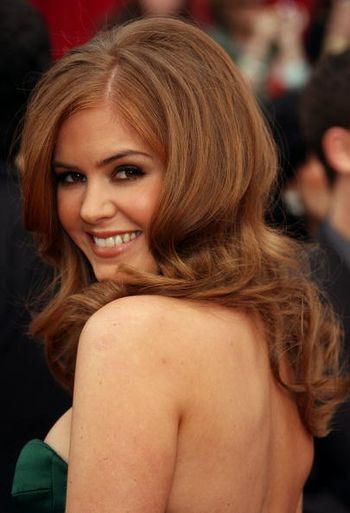 Исла Фишер / Isla Fisher. Фото: Frazer Harrison/Getty Images