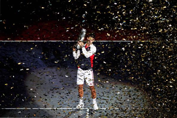 Новак Джокович - Енді Маррей Фото: Lintao Zhang, Matthew Stockman / Getty Images Sport