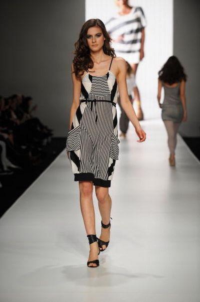 Колекція одягу від дизайнера Body. Фото: Stefan Gosatti/Getty Images