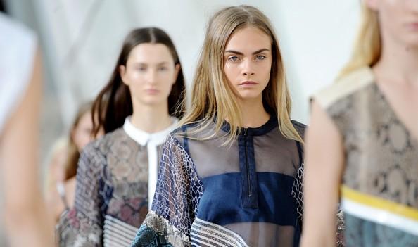 Лондонская неделя моды (London Fashion Week). Фото: Stuart Wilson/Getty Images
