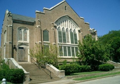 Объединенная методистская церковь Святого Джона. Фото: life.pravda.com.ua