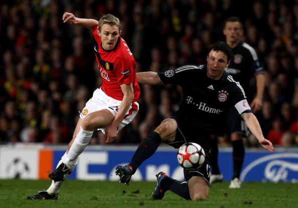 «Манчестер Юнайтед» (Англия) – «Бавария» (Германия) фото: Alex Livesey, Alexander Hassenstein /Getty Images Sport