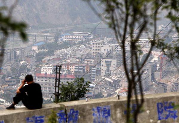 Уезд Бэйчуань провинции Сычуань. Фото: China Photos/Getty Images