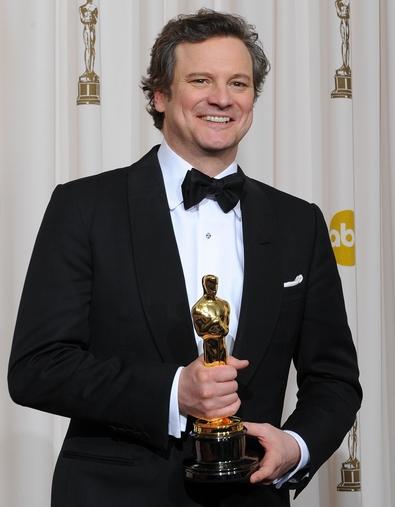 Найкращий актор Колін Ферт. Фото: Jason Merritt/Getty Images