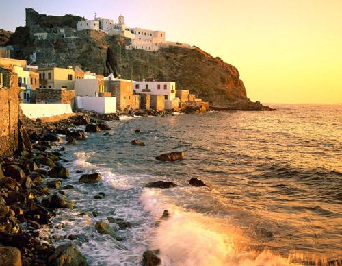 Виды Греции. Фото: fotoart.org.ua