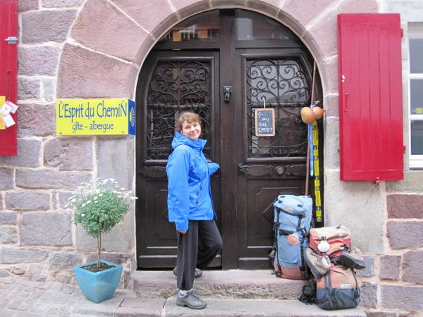 Сан Жан П'є де Пор, Франція (франц. St Jean Pied de Port). Фото: Ірина Лаврентьєва / The Epoch Times