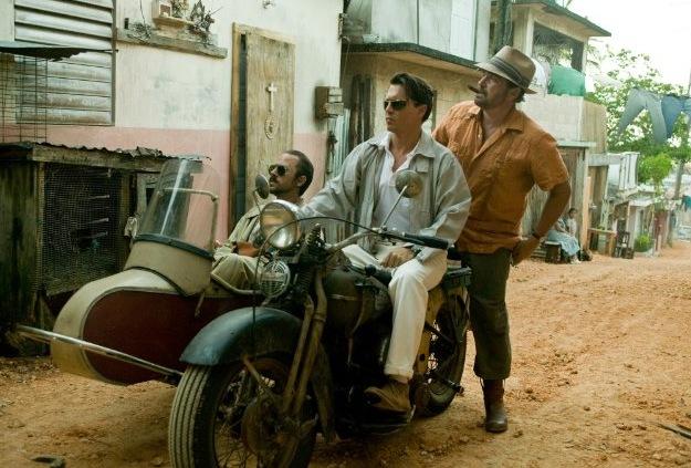 Кадр из фильма Ромовый дневник